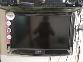 lg tv 32 inches in new condition