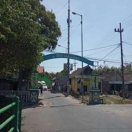 Angsur Tanah Pekarangan Anggaswangi Bayar 6 X Flat Bunga