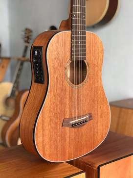 Gitar Akustik Elektrik Cowboy Gw120NS