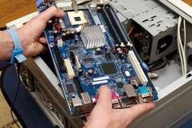 Laptop/desktop home servicing