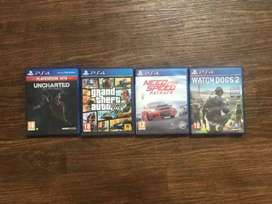 4 ps4 games for 2k only