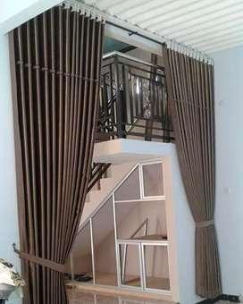 Tampil elegan gorden modern