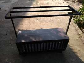 Wooden Rack for clothes