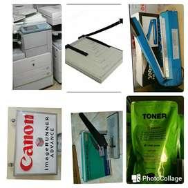 Paket usaha foto copy digital portabel, medium dan Haig speed