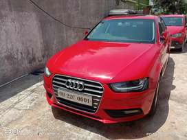 Audi A4 2014 Diesel 8000 Km Driven well mention