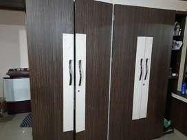 1 bhk flat with furnish
