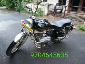 OLD MODEL ROYAL ENFIELD ELECTRA FOR SALE