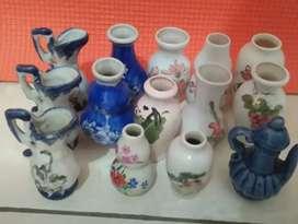 Vas Keramik Antik Mini