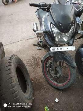 Bajaj discover 4valve sport's bike