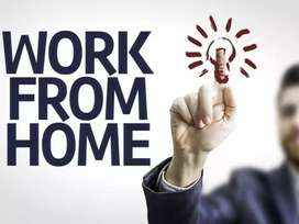 Work from home for students housewife and retired persons
