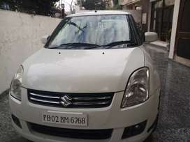 I am selling a dzire and its condition is very nice