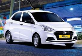 HYUNDAI EXCENT T-PERMIT VEHICLES WITH ACCEORIESS