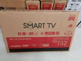 Smart anroid tv 32 inch Aquafresh with 2year warranty Emi