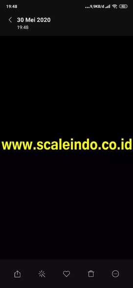 Service servis timbangan scale