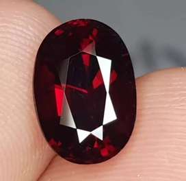 Natural Red Spinel Ruby Sapphire Emerald