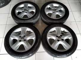 Forsale velg Std Vios Ring 15 plus ban