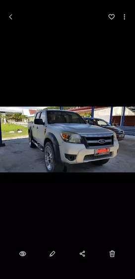 Ford Ranger thn 2010 4x4 diesel istimewa