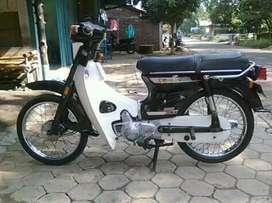 Jual Honda Super Cub 800