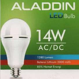 Led Rechargeable - Lampu Hemat Energi Dengan Baterai Lithium