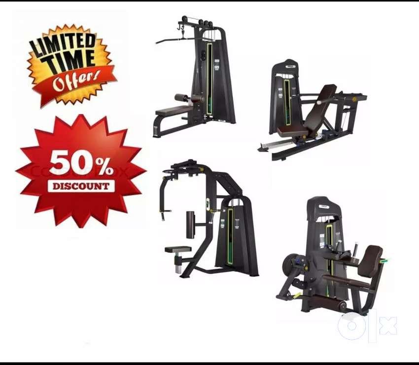 Wholesaler,maunfacturer & importer of outdoor and indoor gym Equipment 0