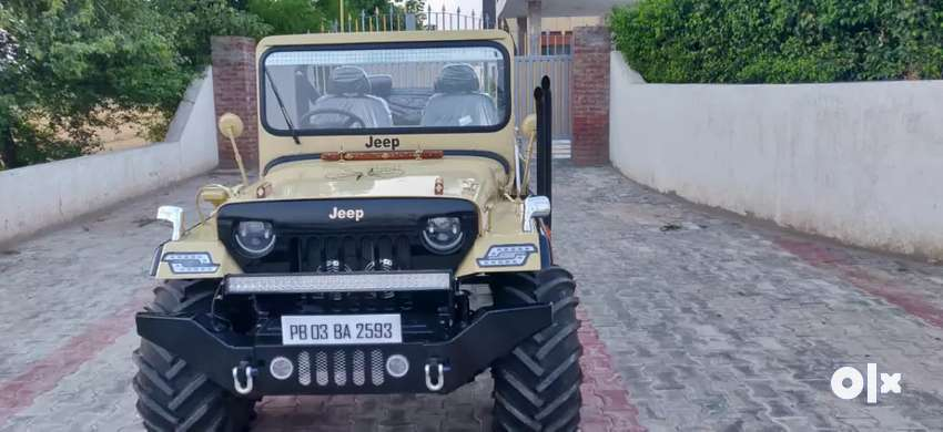Modified jeeps 0