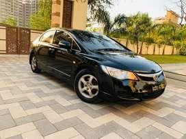 Honda Civic 1.8 S MT, 2006, Petrol