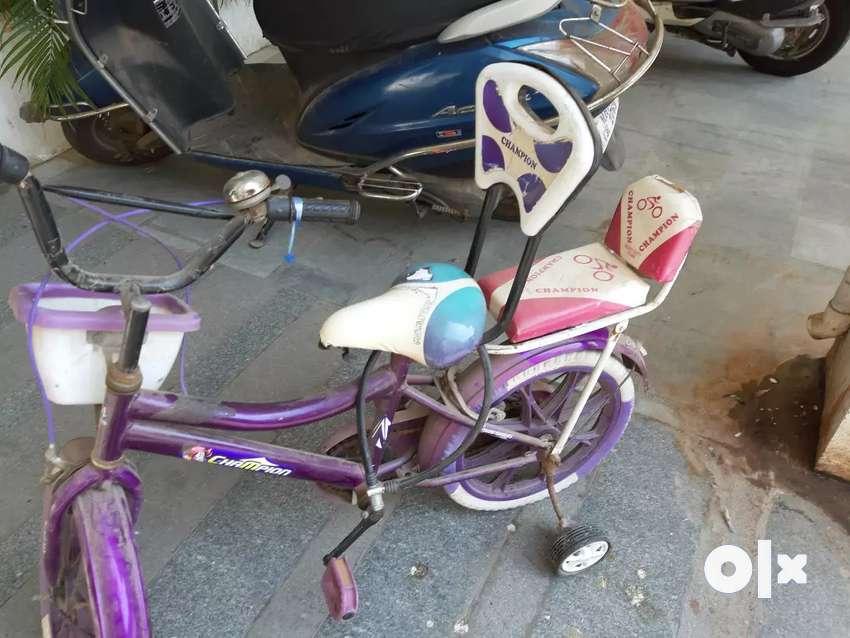 3-6 Year Girl Bicycle girl 0