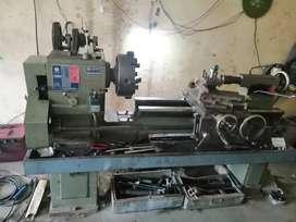 Rajkot lathe machine