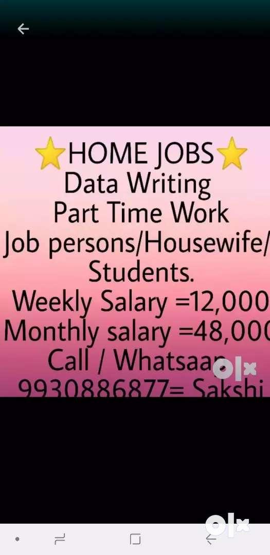 Home writing job 0