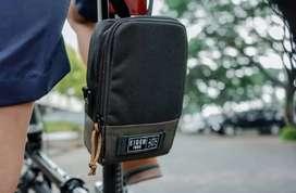 Eiger 1989 X Bike Seatpack Black