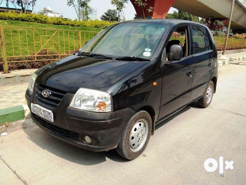 Hyundai Santro Xing GL, 2010, Petrol 0