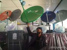 Jawara parabola anten tv losss gratis iuran selamanya jombang