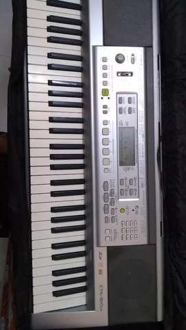 Casio Original Keyboard 2 months old