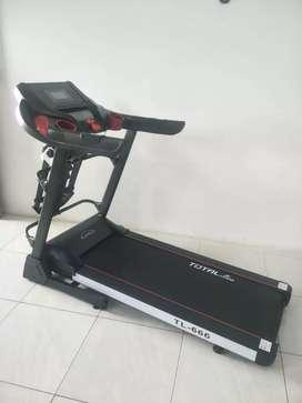 Treadmill elektrik tl 666