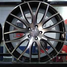Velg Pelak Mobil Racing Ring 20 Innova,Mazda Cx5 Hrv Bisa Cicilan