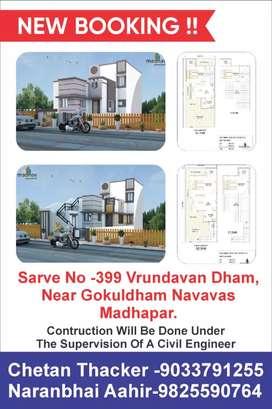 Sarve -399 near gokuldham ,navavas,madhapar