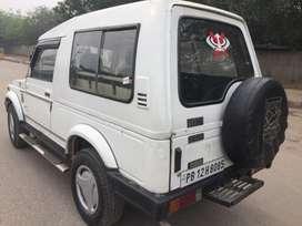 Maruti Suzuki Gypsy King HT BS-IV, 2006, Diesel