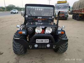 Modifications vehicle