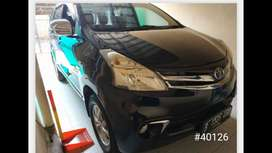 SECONHANDED TOYOTA AVANZA  G-F65 1.3AT