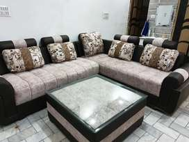 7 seater sofa set with dining