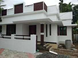 3 bhk 900 sft 3.6 cent new build house at edapally varapuzha town near