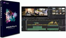 Edius Pro 9 Ready Projects Dongle Wedding Video Editing Software
