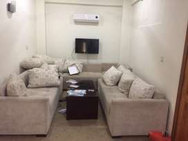 full furnished flat for rent in crown tower g11/3