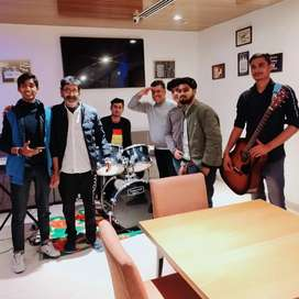 Guitar , Drum , Singing and Keyboard Classes at Your Home