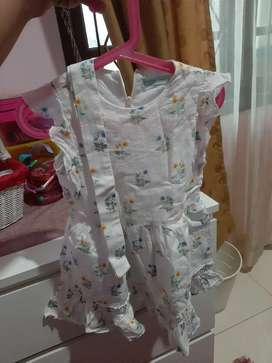 Preloved Dress gingersnaps size 4y