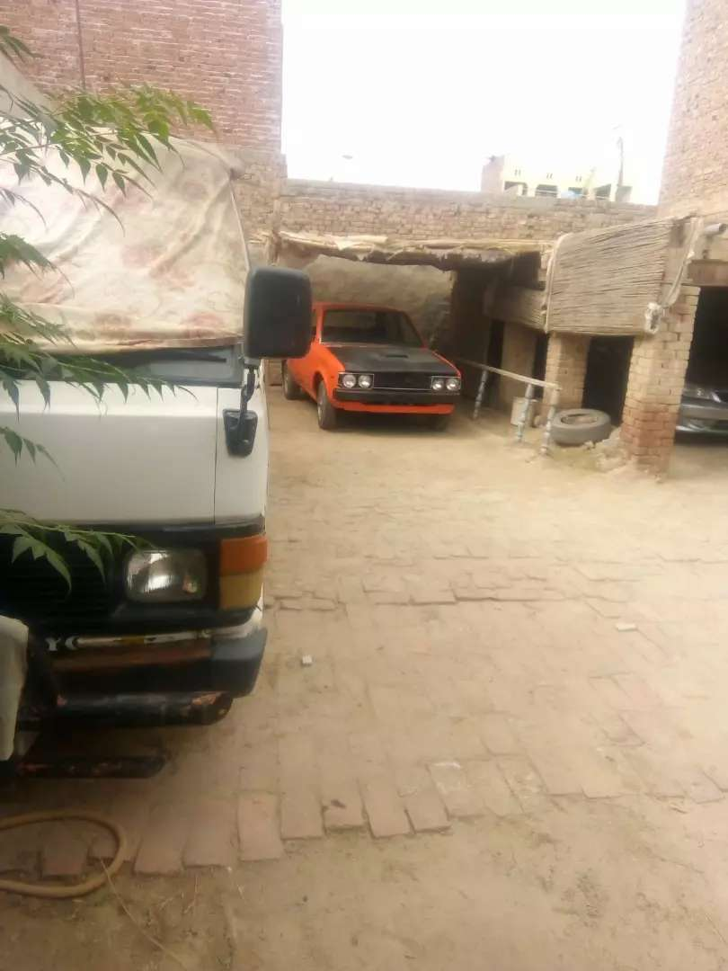 Toyota hiace exchange with Car 0