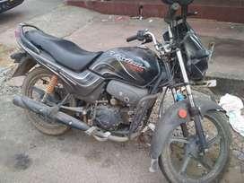 Hero Honda passion pro 2010 model 2011 registration black color22