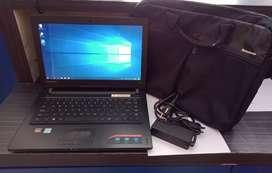 Laptop Gaming Lenovo 80Q6 intel core i7-6500U cpu ram 4/500gb