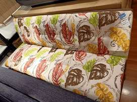 Sofa bed motif bisa dicicil tanpa dp gratis 1x cicilan