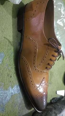 Genuine leather shoe Formal for men handmade also available on order